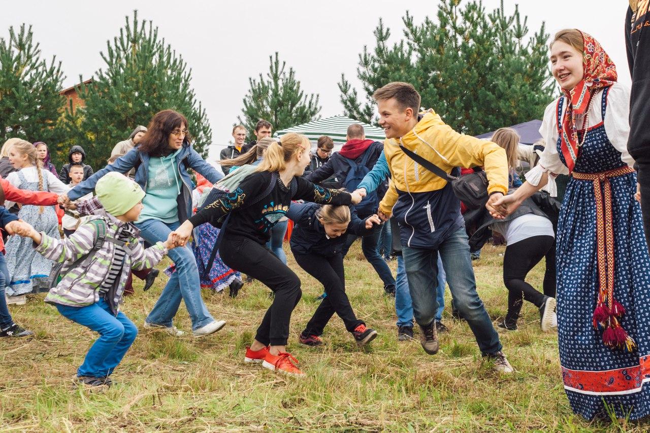 """Под Тверью пройдет фольклорный праздник """"Новолетие в Пречистом бору"""""""
