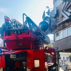фото В Тверском филиале Почты России прошли пожарно-тактические учения