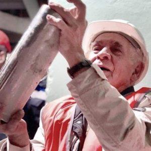фото На Конаковской ГРЭС состоялось вскрытие Капсулы времени из 1968 года
