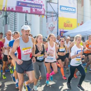 фото Сотни жителей Твери проверили силы и выносливость на «Тверском марафоне»