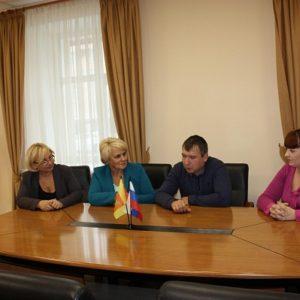 """фото Подписано соглашение о сотрудничестве между тверскими омбудсменами и ВПСО """"Сова"""""""