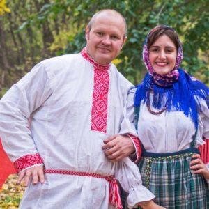 """фото Тверичей приглашают на молодежный фольклорный праздник """"Покров в Парке Победы"""""""
