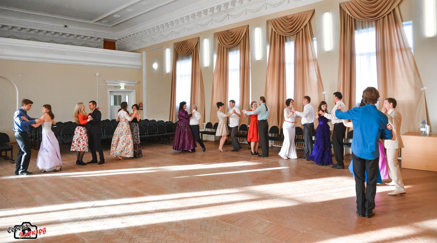 В Твери всех желающих научат бальным танцам