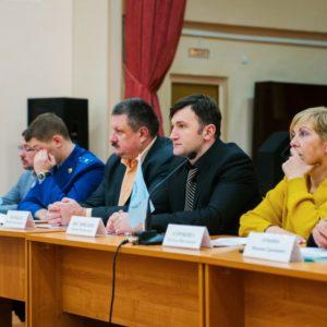 фото В общественной палате Тверской области обсудили пути решения проблемы ОДН