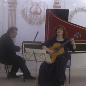 """фото Тверская филармония приглашает на концерт """"Гитара+клавир"""""""
