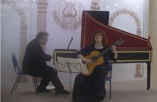"""Тверская филармония приглашает на концерт """"Гитара+клавир"""""""