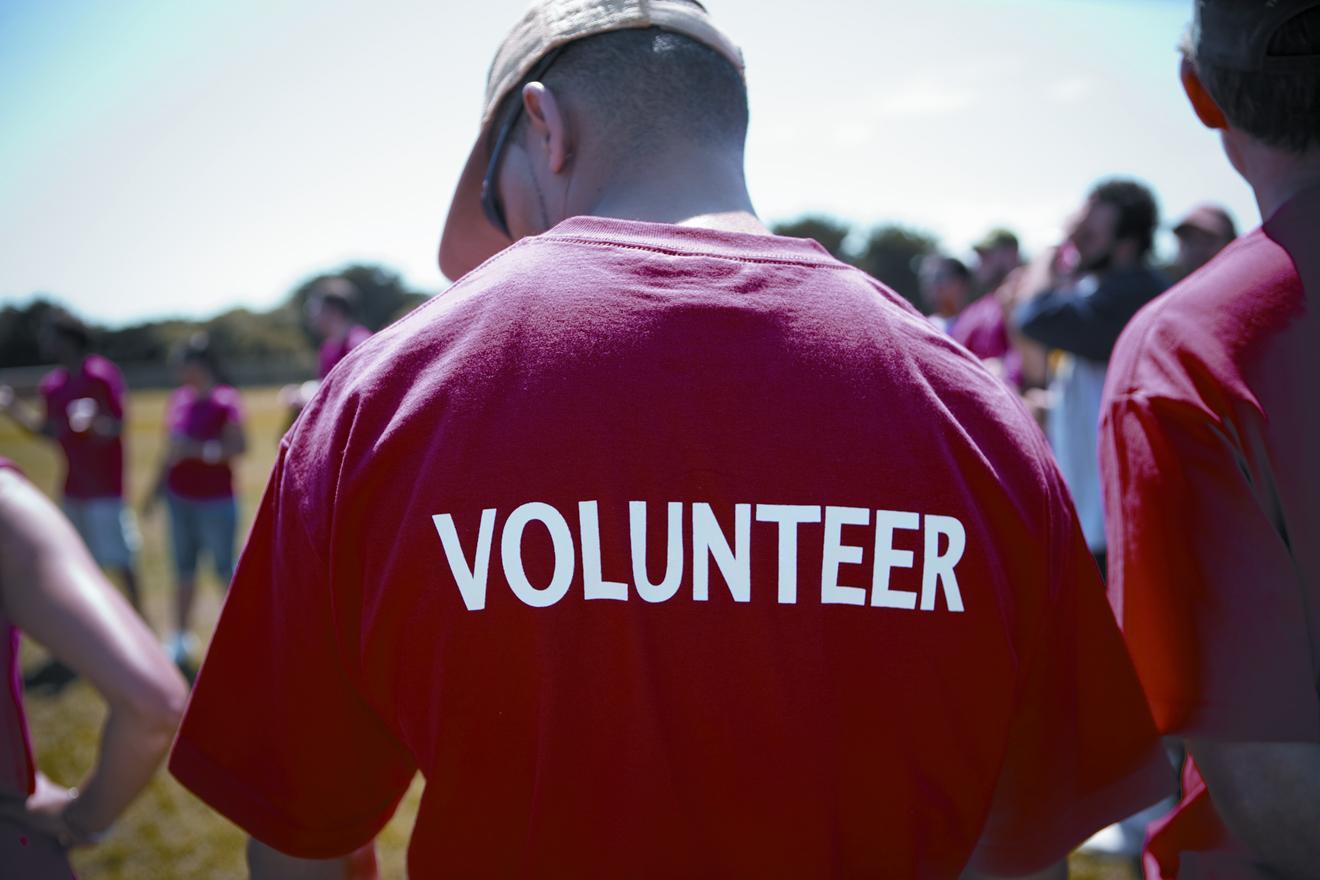 Фестиваль молодёжных волонтёрских инициатив пройдет в областном центре