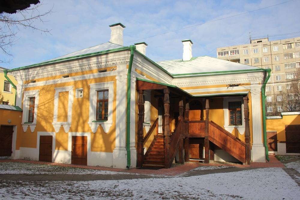 Музей тверского быта и Детский музейный центр приглашают в новогодние каникулы