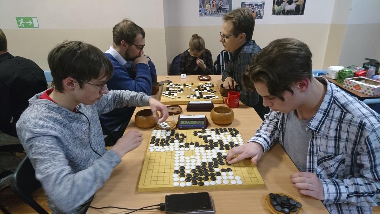 Форовый турнир по игре го в Твери выиграл петербуржец