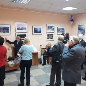 """фото В Герценке открылась фотовыставка """"Новогодний калейдоскоп"""""""