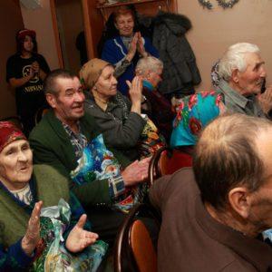 фото В Тверской области волонтеры собирают подарки для одиноких бабушек и дедушек из дома-интерната