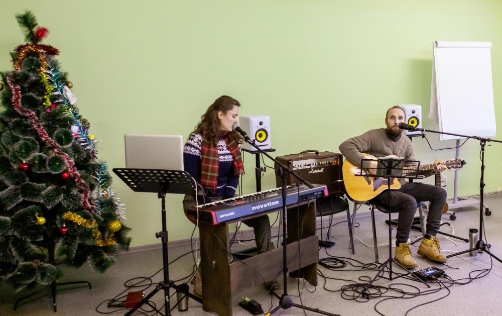 В Твери прошел Рождественский концерт Ильи Аносова