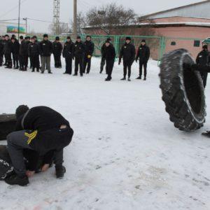 фото В ФКУ ИК-1 г. Твери прошли состязания по CROSS-FIT
