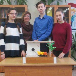 фото Школьники из Тверской области завоевали «серебро» и «бронзу» в 10 сезоне международного проекта Play Energy-2018