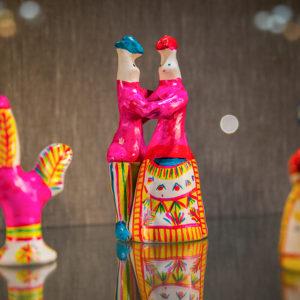 """фото В Тверском музейно-выставочном центре пройдет выставка """"Музыка тверской глиняной игрушки"""""""