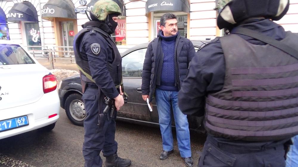 В Твери задержали преступника, находившегося в межгосударственном розыске