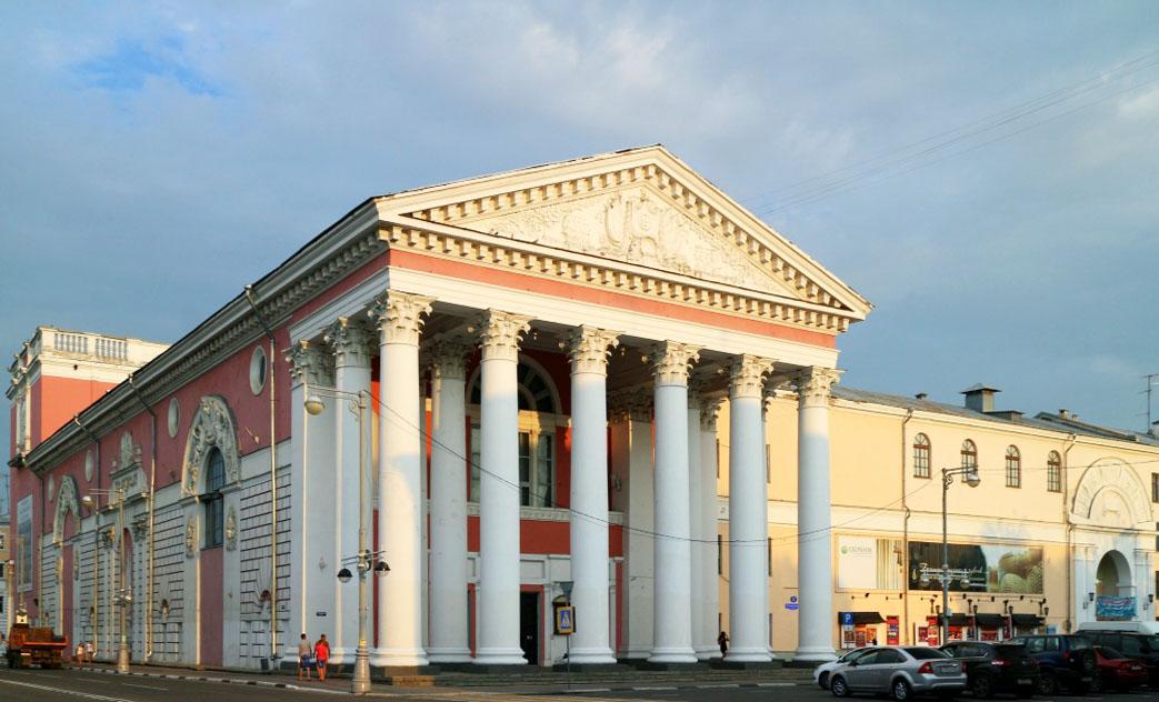 Театры Тверской области встретят День театра вместе