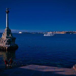 фото Тверичам представят Крым в фотографиях Владимира Комарова