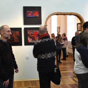 """фото В Твери пройдет выставка тверского художника Игоря Бучнева """"Мастерская"""""""