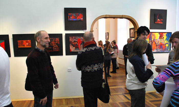 """В Твери пройдет выставка тверского художника Игоря Бучнева """"Мастерская"""""""