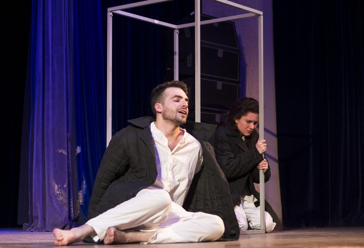 """Театр """"Зеркало"""" приглашает на спектакль """"Леди Макбет Мценского Уезда"""""""