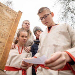 фото В Твери для воспитанников интернатов провели исторический квест «Владимир Красно солнышко»