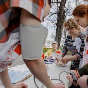 """фото В Твери пройдет фестиваль благотворительности и волонтерства """"Площадь добра"""""""