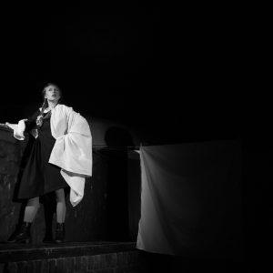фото Моноспектакль «Ленинградская мадонна»: основано на реальных событиях