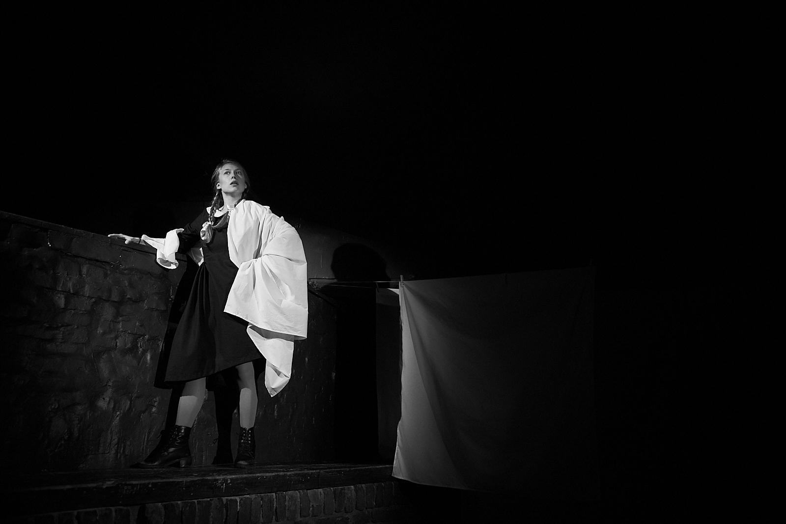 Моноспектакль «Ленинградская мадонна»: основано на реальных событиях