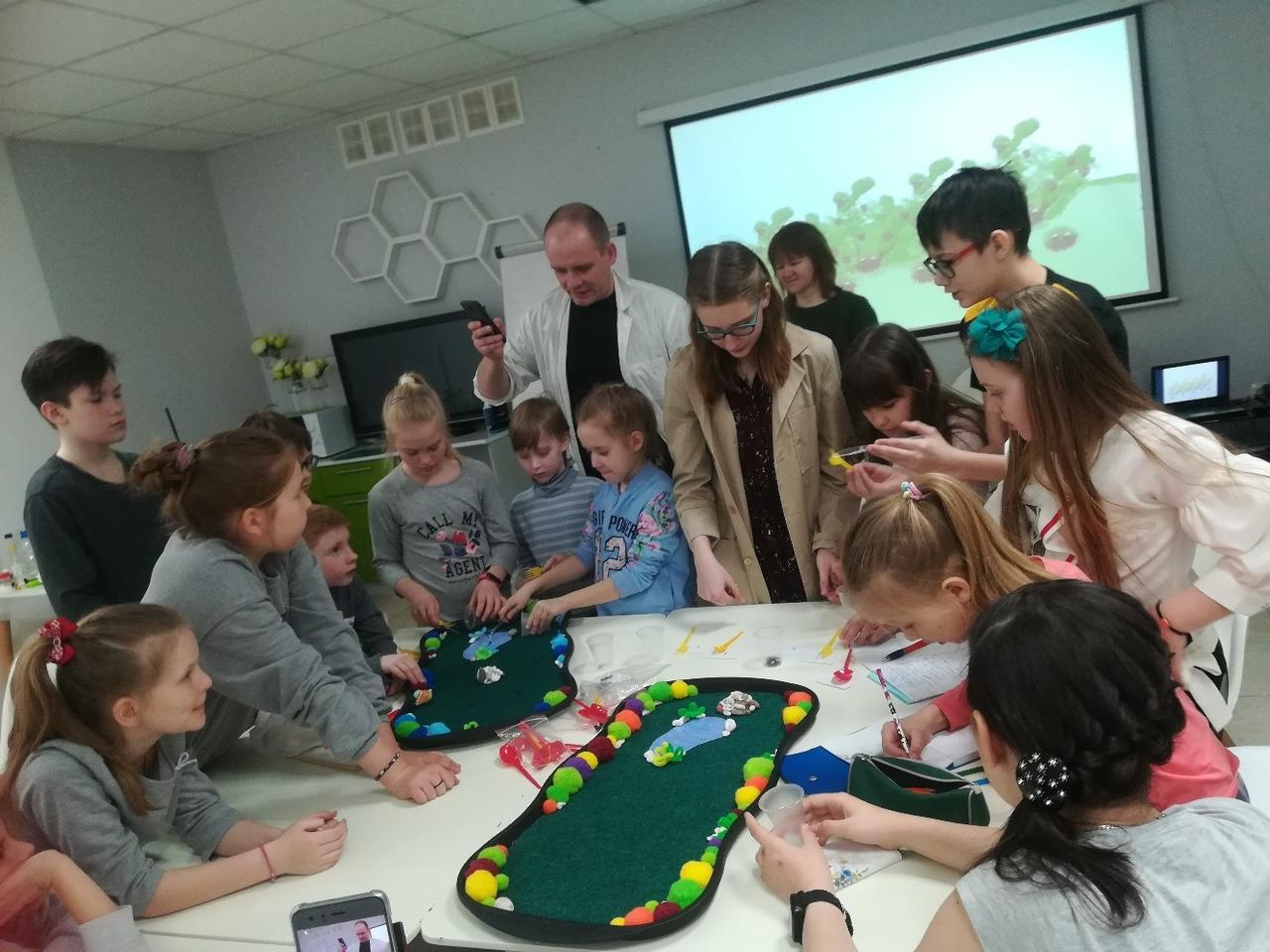 """Проект """"Наука на вырост"""" в ближайшие выходные познакомит тверских детей с природой и животными"""