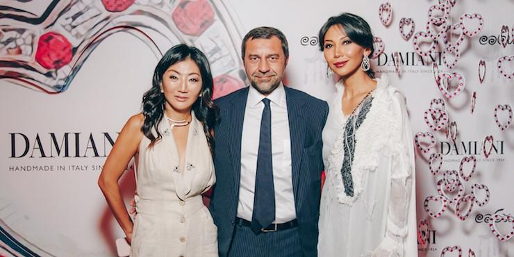 Кенес Ракишев и Асель Тасмагамбетова провели благотворительный вечер в помощь детям Казахстана