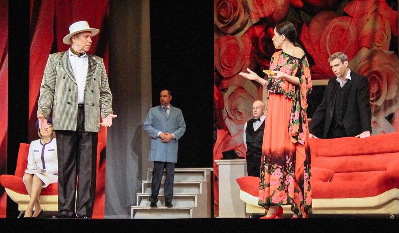 В Твери пройдут гастроли Смоленского драматического театра