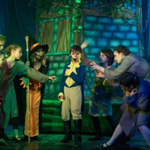 фото Итоги фестиваля детского мюзикла в Год театра