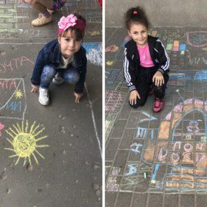 фото Тверские дети нарисовали почту будущего