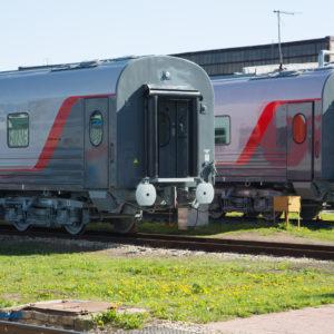 фото ТВЗ построил для РЖД 12 новых пассажирских вагонов к юбилею БАМа