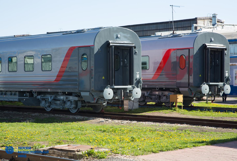ТВЗ построил для РЖД 12 новых пассажирских вагонов к юбилею БАМа
