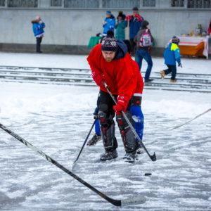 фото Организаторы турнира «Хоккей на Волге» открыли краудфандинг в поддержку проекта