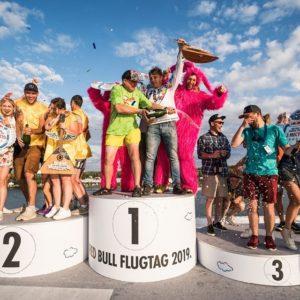фото Тверская команда завоевала второе место на Red Bull Flugtag, уступив лишь рекордсменам России
