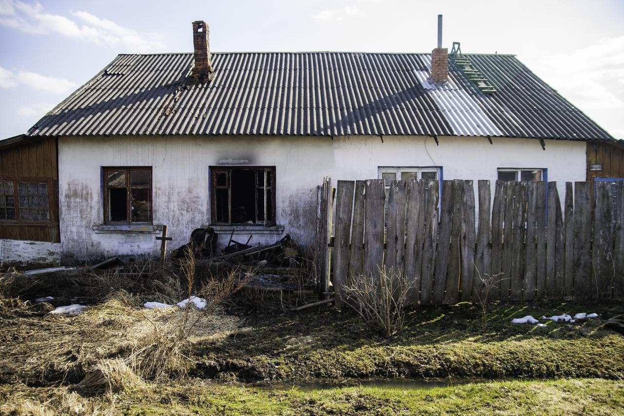 В Тверской области пожар может разрушить семейное счастье