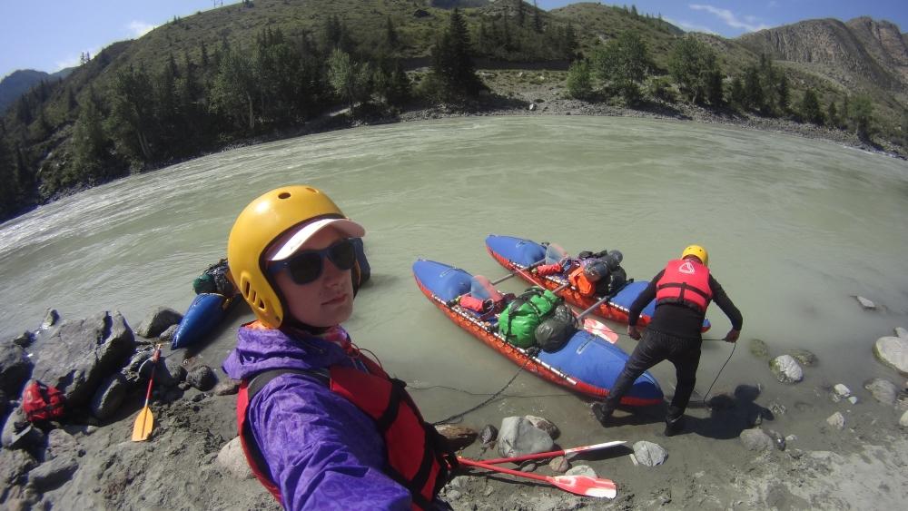 Туристы клуба ТвГТУ вернулись из экспедиции на Алтай