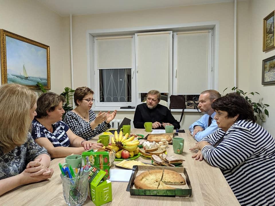 Нюта Федермессер опять побывала в Тверском регионе