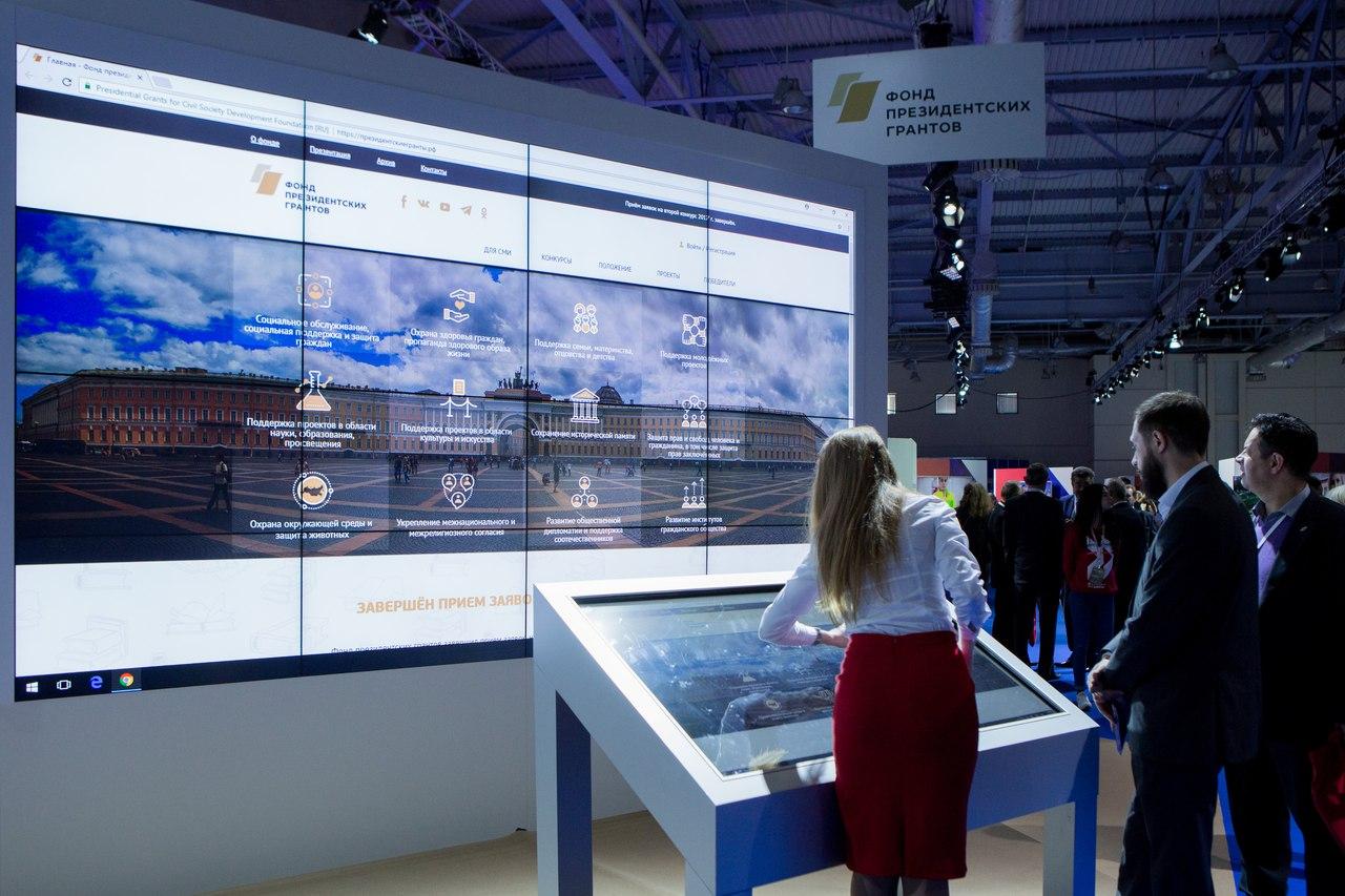 На второй конкурс президентских грантов 2019 года представлено 9073 проекта, в том числе из Тверского региона