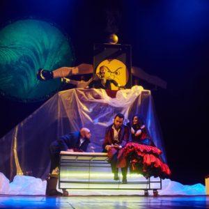 фото «Свадьбу Кречинского» сыграли в Тверском театре драмы