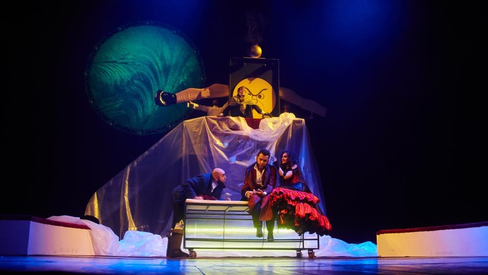 «Свадьбу Кречинского» сыграли в Тверском театре драмы