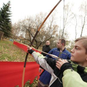 фото В Твери провели фестиваль исторического моделирования «Святые князья земли русской»