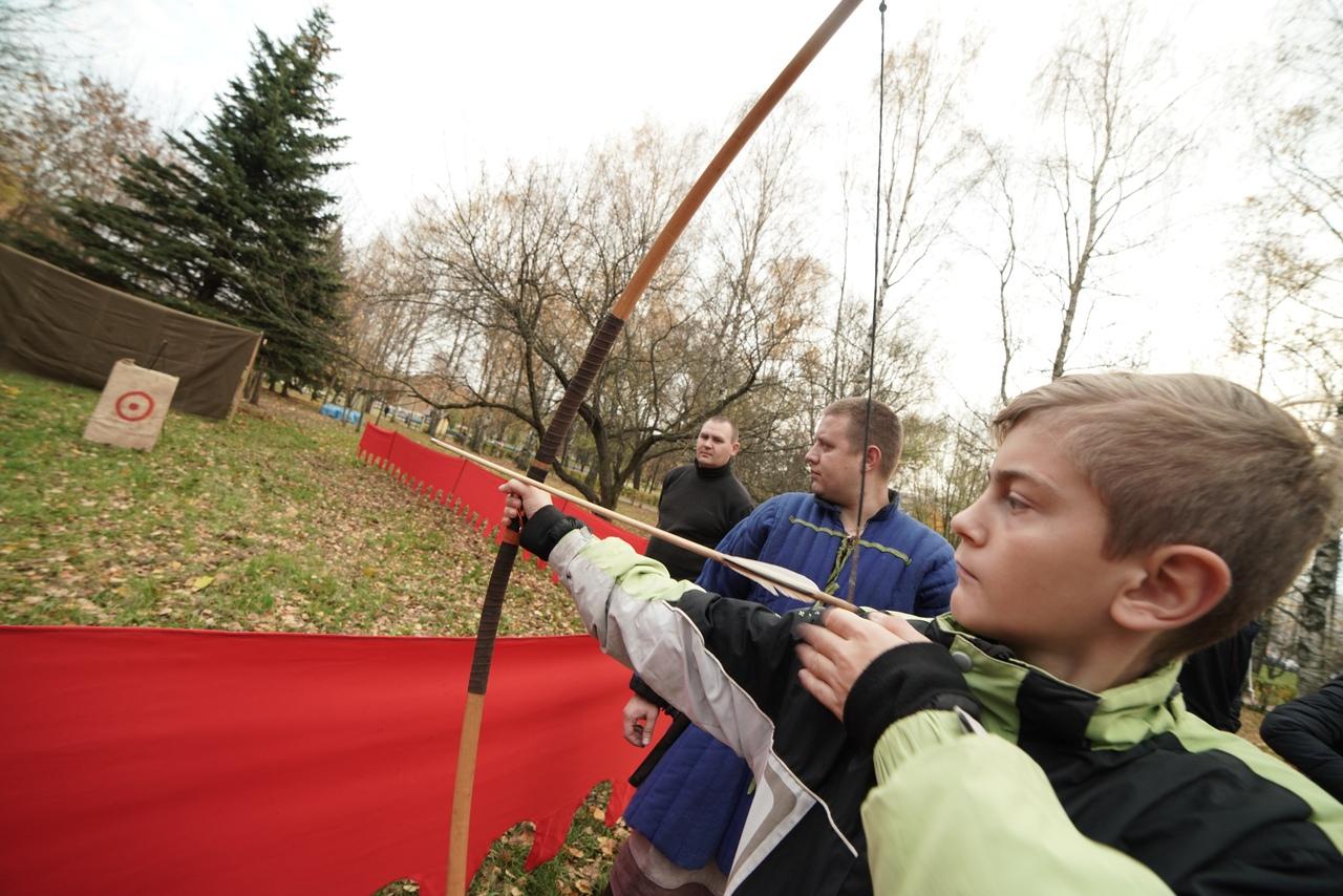 В Твери провели фестиваль исторического моделирования «Святые князья земли русской»