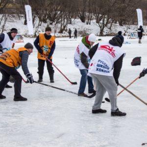 фото Турнир «Хоккей на Волге» нуждается в поддержке