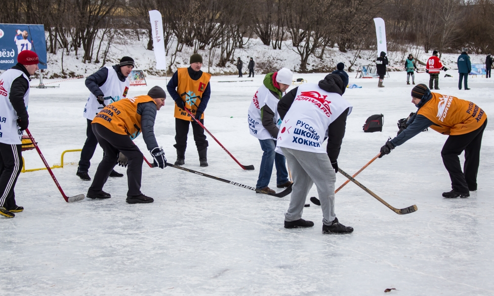 Турнир «Хоккей на Волге» нуждается в поддержке