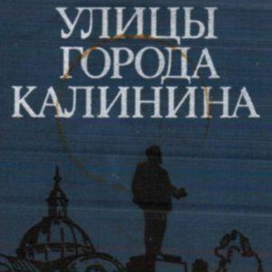 скачать книгу Улицы города Калинина