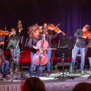 фото Тверичи услышат мировые рок-хиты в оркестровом исполнении